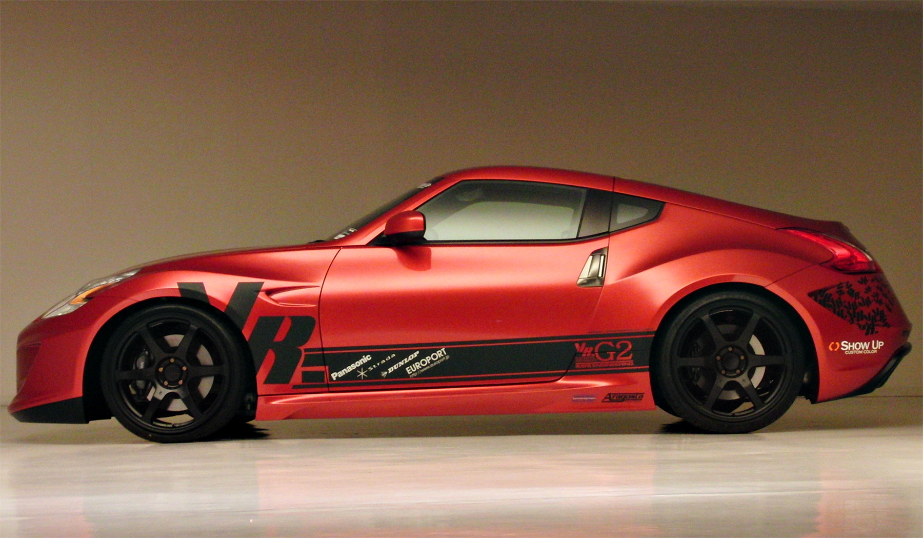 RC370Z TAMONDESIGN